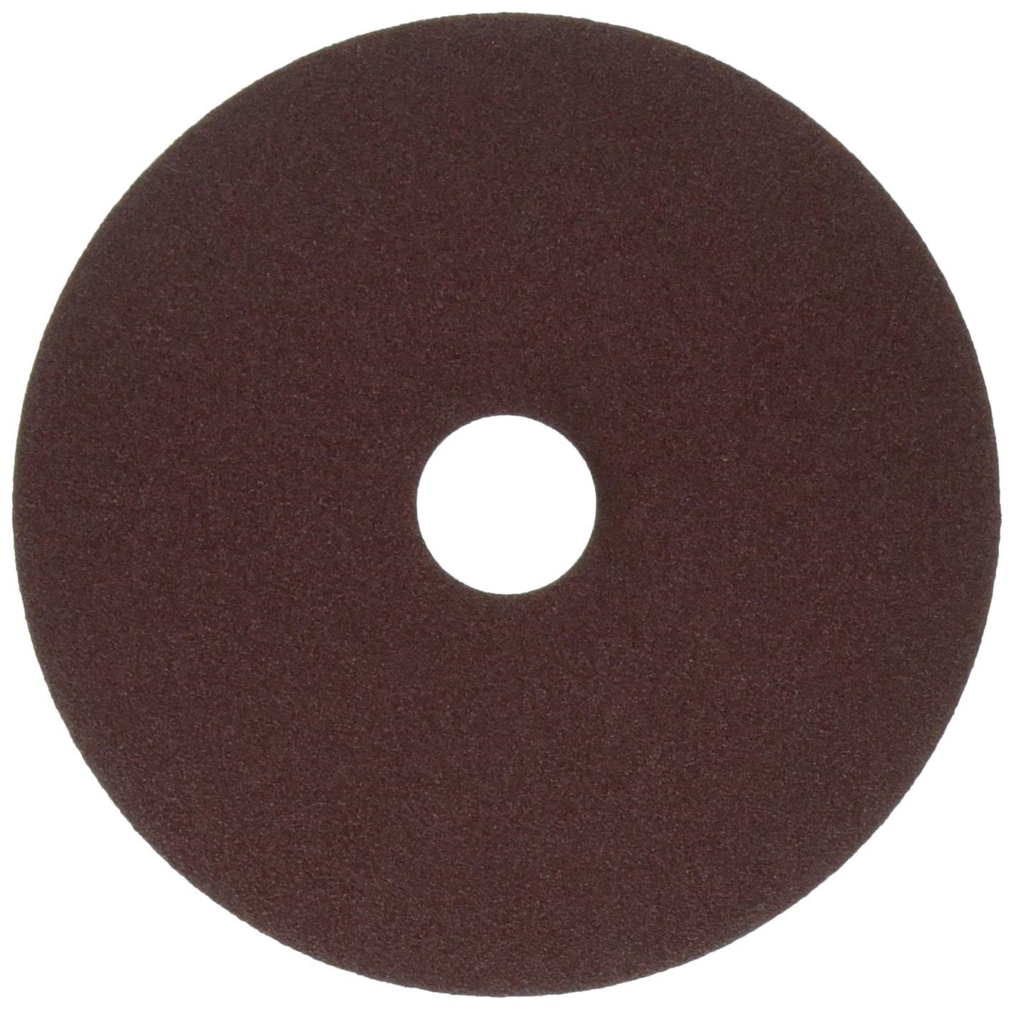 United Abrasives-SAIT 53100 SAIT Fiber Disc, 2A 5 X 7/8 100X Bulk Disc, 100 Pack