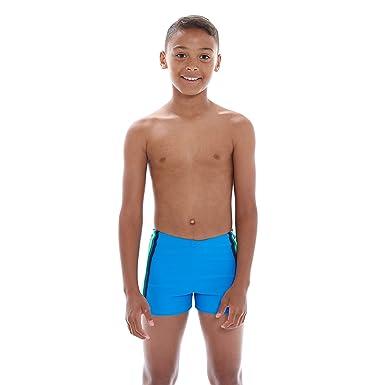 1410916b468ec Zoggs Boy's Etty Hip Racer Swimming Trunks: Amazon.co.uk: Clothing
