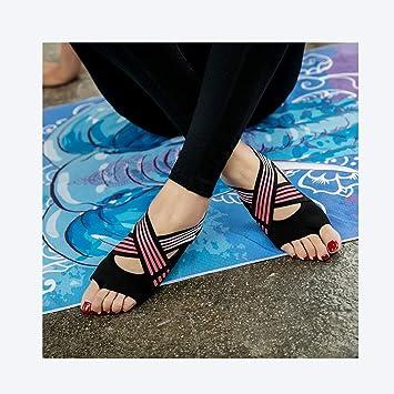 Zapatillas de yoga para mujer zapatos de deslizamiento ...