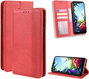 Huawei Y5p Case, Honor 9S Case, Gift_Source Flip Protective Wallet Case Slim PU Leather Purse Kickstand Feature Folio Magnetic Cover with Card Slots for Huawei Y5p/Honor 9S (5.45