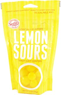 product image for Sweet's Sours Stand-Up Pouch, Lemon, 7.0 Ounce (Pack of 3)