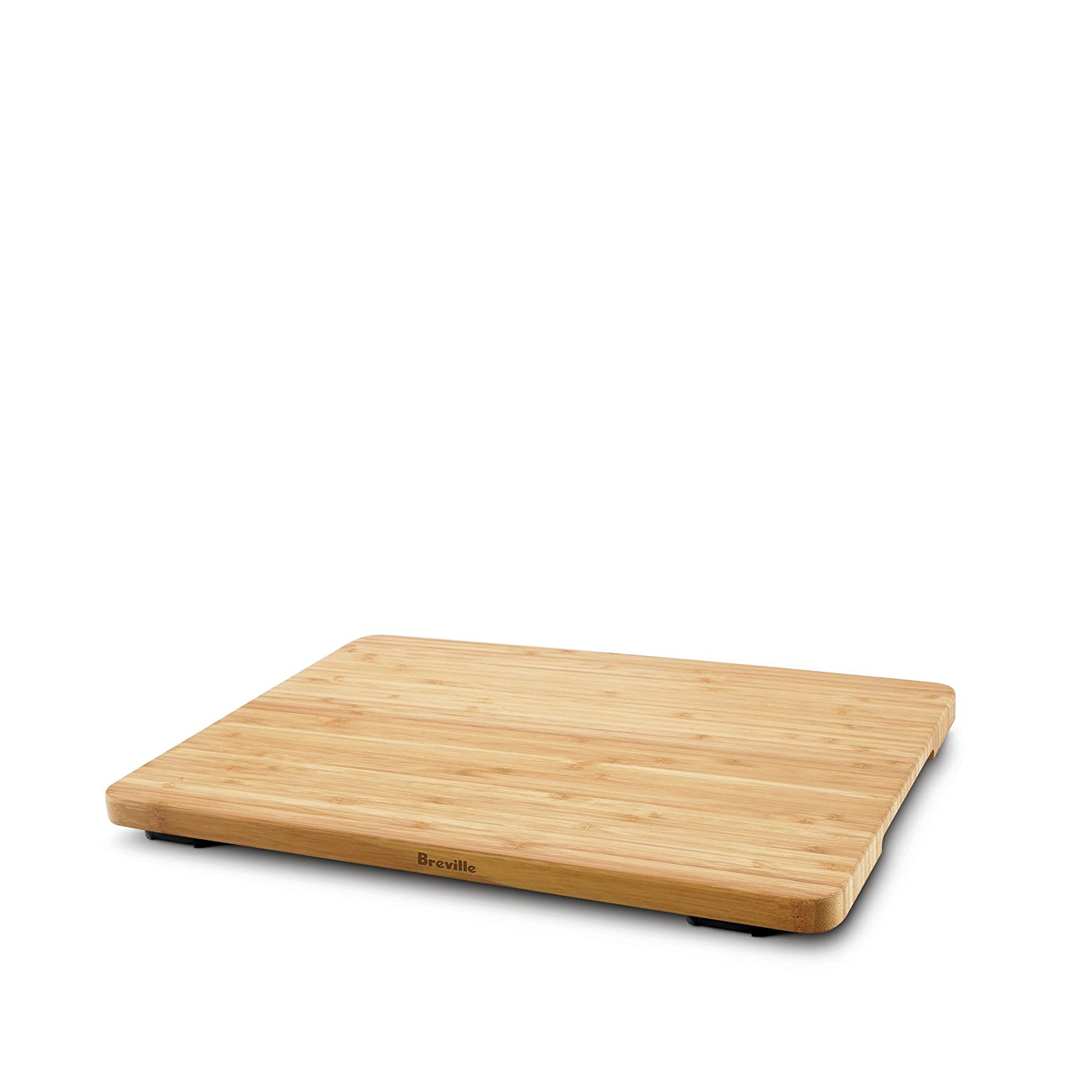 Breville BOV900ACB Bamboo Cutting Board, Brown
