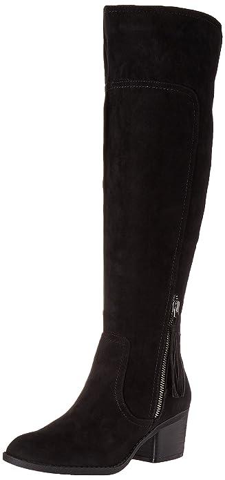 Indigo Rd. Women's Alluring Riding Boot, Black, ...