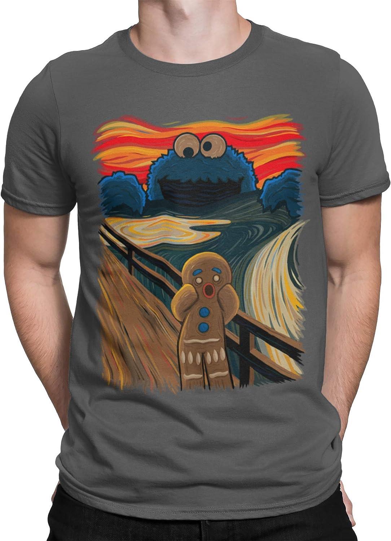 Camisetas La Colmena 6011-The Cookie Muncher Raffiti - Ideas C. P.