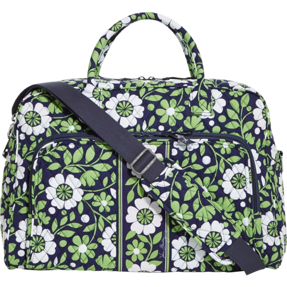 Vera Bradley Luggage Weekender Duffel Lucky You One Size