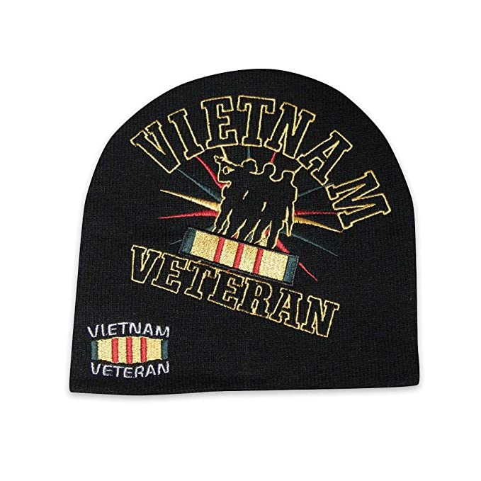 fbdc633152e Image Unavailable. Image not available for. Color  Vietnam Veteran  Embroidered ...