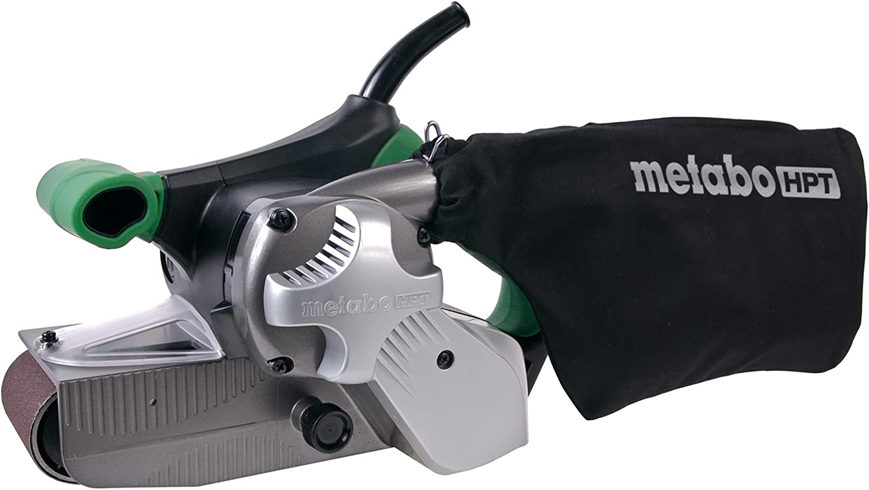 Metabo HPT SB8V2 Variable-Speed Belt Sander