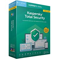 Kaspersky Total Security 2019 Mise à jour (5 Postes / 1 An)