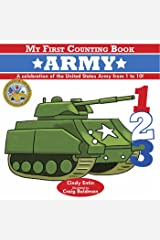 My First Counting Book: Army Kindle Edition