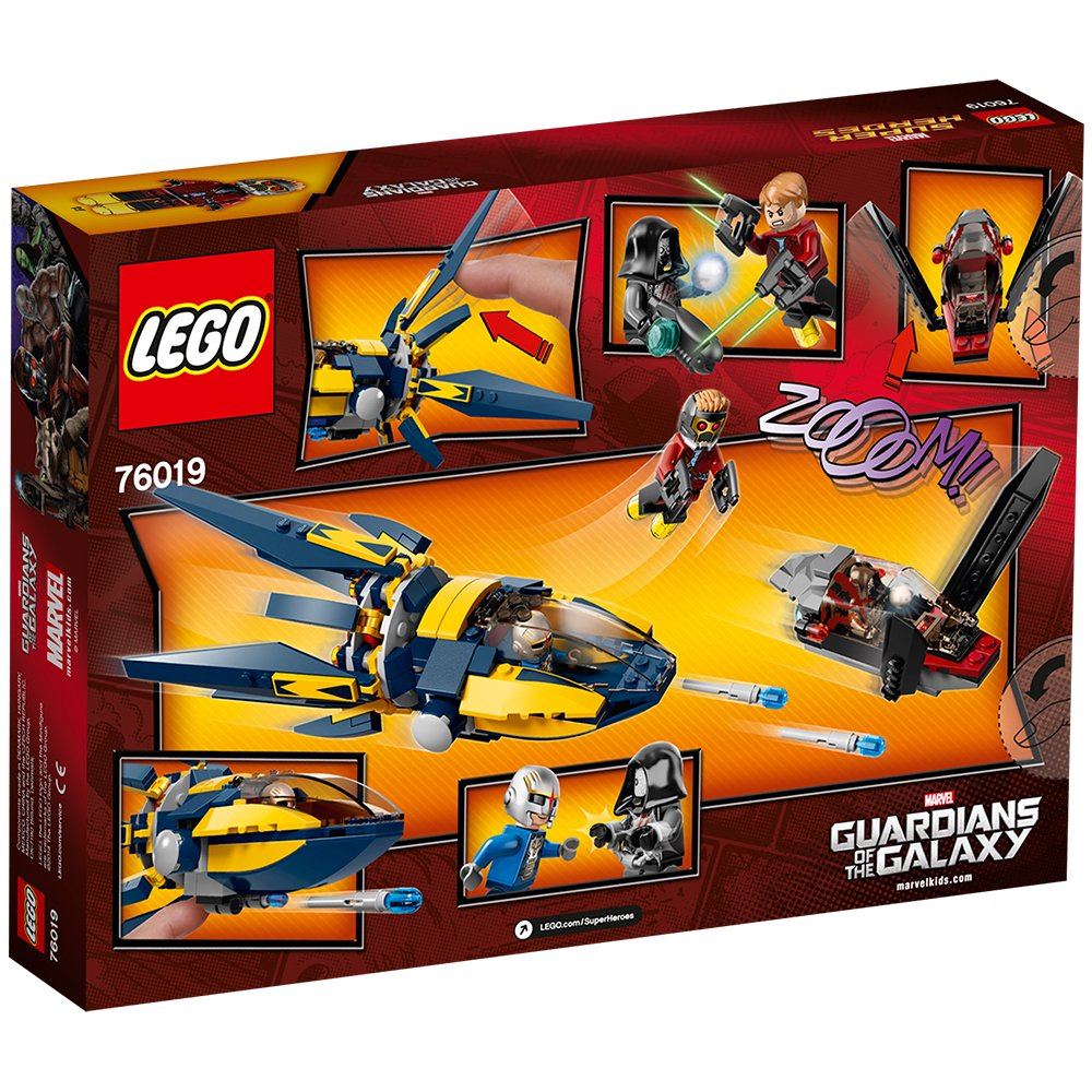 Top 7 Best LEGO Guardians of the Galaxy Sets Reviews in 2020 3