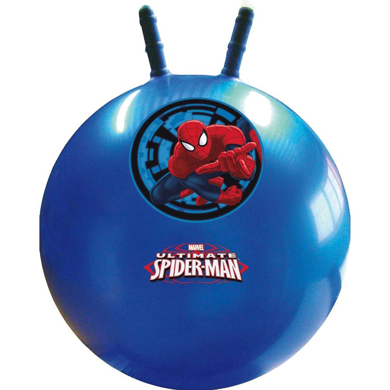 Spiderman–Saut, Multicolore (Mondo Toys md-4205)