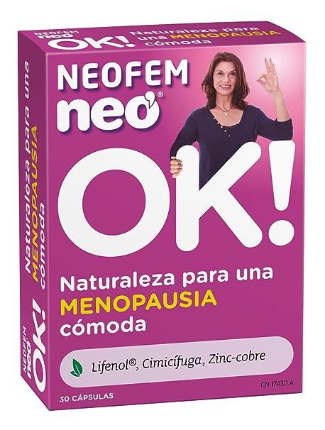 Neo Neofem Complemento Alimenticio - 30 Cápsulas