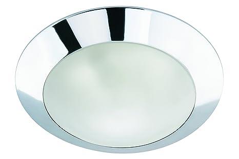 Plafoniere Per Bagno : Briloner leuchten 2123 018 plafoniera cromata per bagno 1 punto