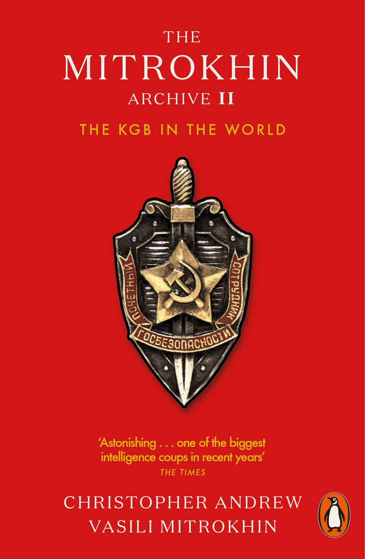 Buy The Mitrokhin Archive II: The KGB in the World Book Online at ...