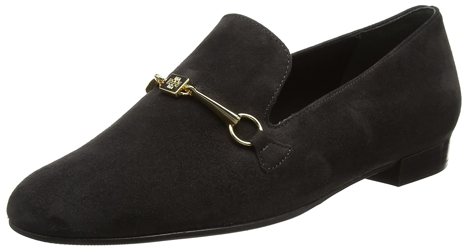 HÖGL Damen 4-10 1512 6600 Grau Slipper Grau 6600 (DarkGrau) 0df34a