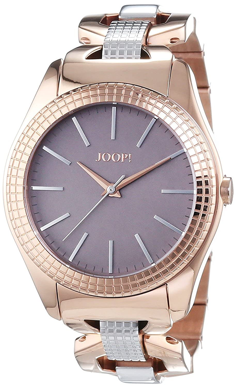 Joop! Damen-Armbanduhr Kelly Analog Quarz Edelstahl JP