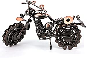 Motorcycle Harley Davidson Handmade Collectible,Handmade Crafts M03