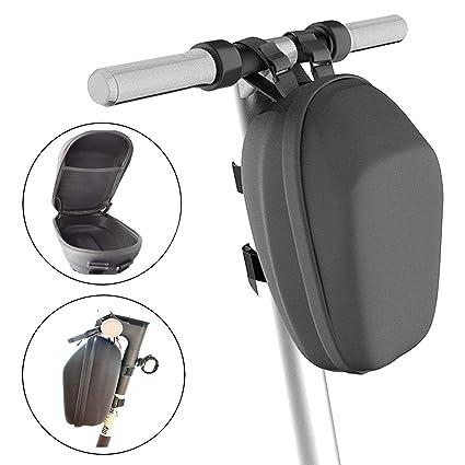 Freego Scooter eléctrico de 8.5 Pulgadas, Scooter de Transporte Ligero y Plegable para Adultos y Adolescentes, 250 W de Potencia, Velocidad máxima de ...