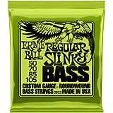 Ernie Ball Regular Slinky Nickel Wound Bass Set.050 - .105