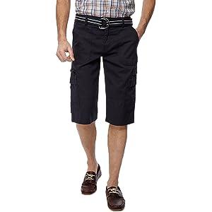 mens cargo shorts debenhams