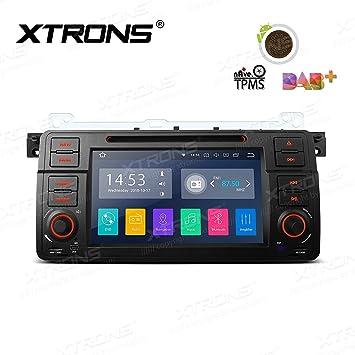 Xtrons 7 Android Autoradio Mit Touchscreen Android 8 1 Elektronik