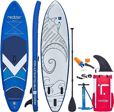 redder Tablas Paddle Surf Hinchables Doble Capa Utopia All Round ...