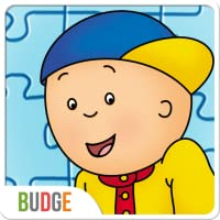 Caillou House of Puzzles - Fun Educational Jigsaw Puzzle Game for Kids in Preschool and Kindergarten