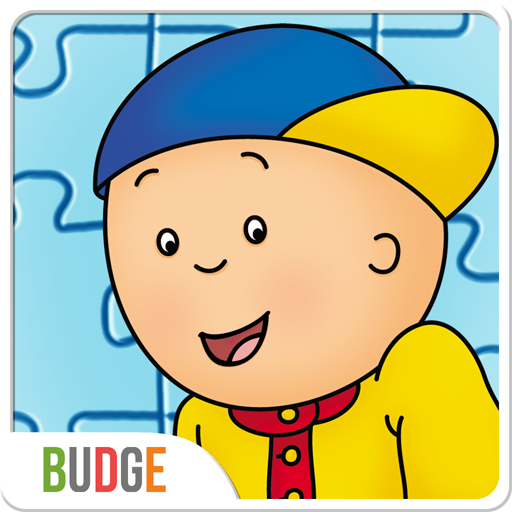 Caillou House of Puzzles - Fun Educational Jigsaw Puzzle Game for Kids in Preschool and Kindergarten -