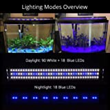 NICREW ClassicLED Aquarium Light, Fish Tank Light