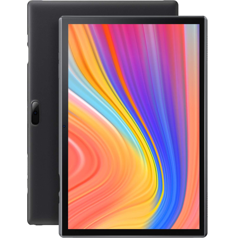 VANKYO MatrixPad S10 10 inch Tablet, Android 9.0 Pie, 32GB ROM, 2GB RAM, 8MP Rear Camera, HD IPS Display, Quad-Core Processor, Wi-Fi, Bluetooth 4.2, GPS, FM, OTG, USB Type-C Charging, Slate Black