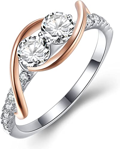 Clear CZ Polished Solitaire Halo Ring New .925 Sterling Silver Band Sizes 5-11
