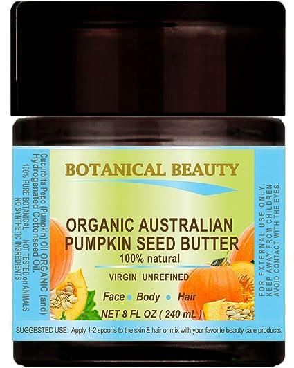 Orgánica Aceite de Semillas de calabaza mantequilla ...