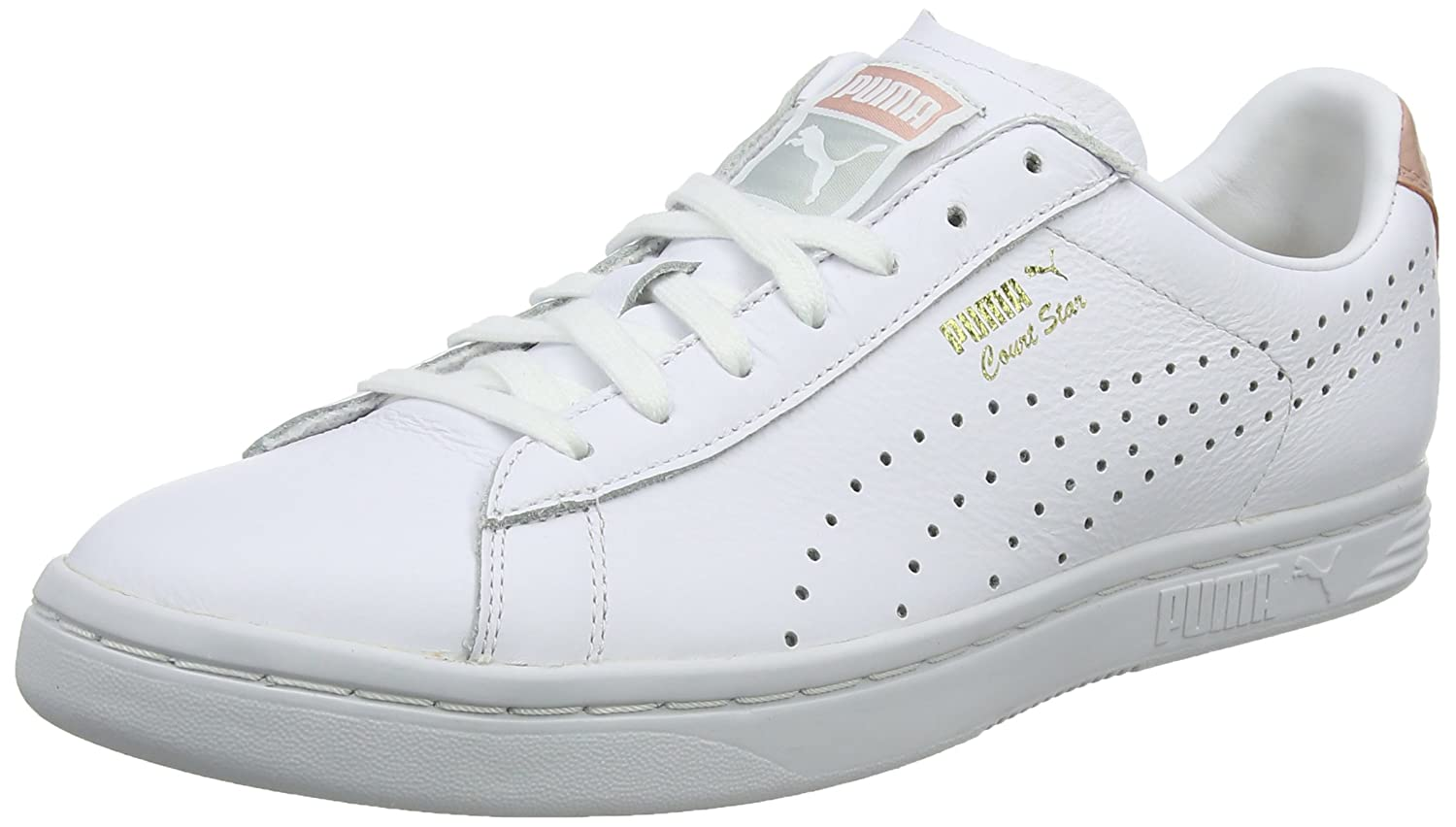 ebdcacbd4af5 PUMA Unisex Adults  Court Star Nm Low-Top Sneakers
