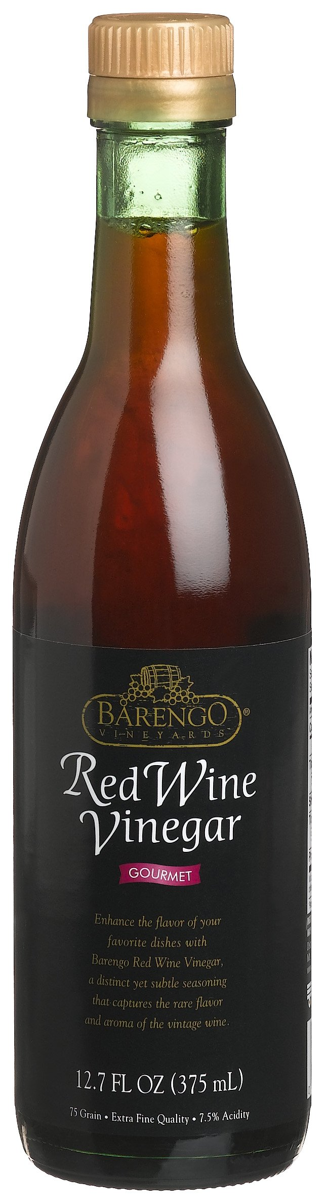 Barengo Vinegar, Red Wine (6x12.7Oz)  Pack of 6