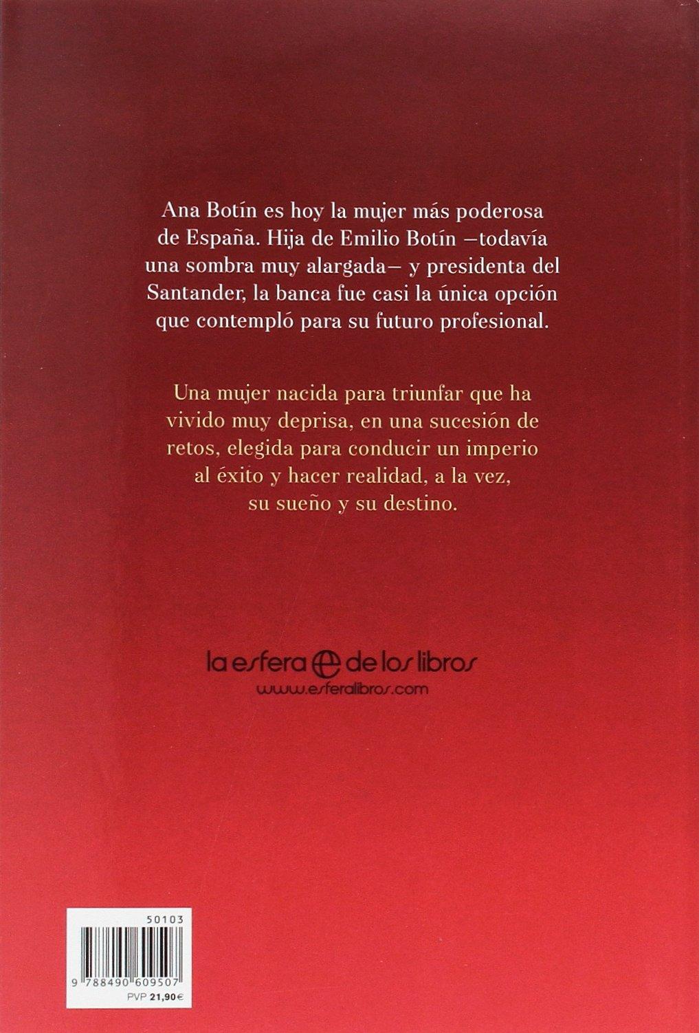 Ana Patricia Botín. Nacida para triunfar Biografías y memorias: Amazon.es: Ana Samboal: Libros