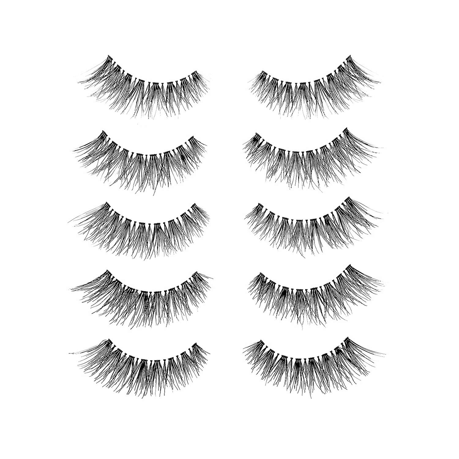 ada4ed5a71c Best Rated in False Eye Lashes & Helpful Customer Reviews - Amazon.co.uk