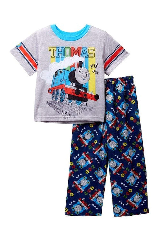 Toddler Boys Polyester Pajama Set Thomas Peep Peep
