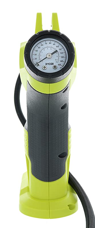 Ryobi P737+P107 is one of the best small portable air compressor