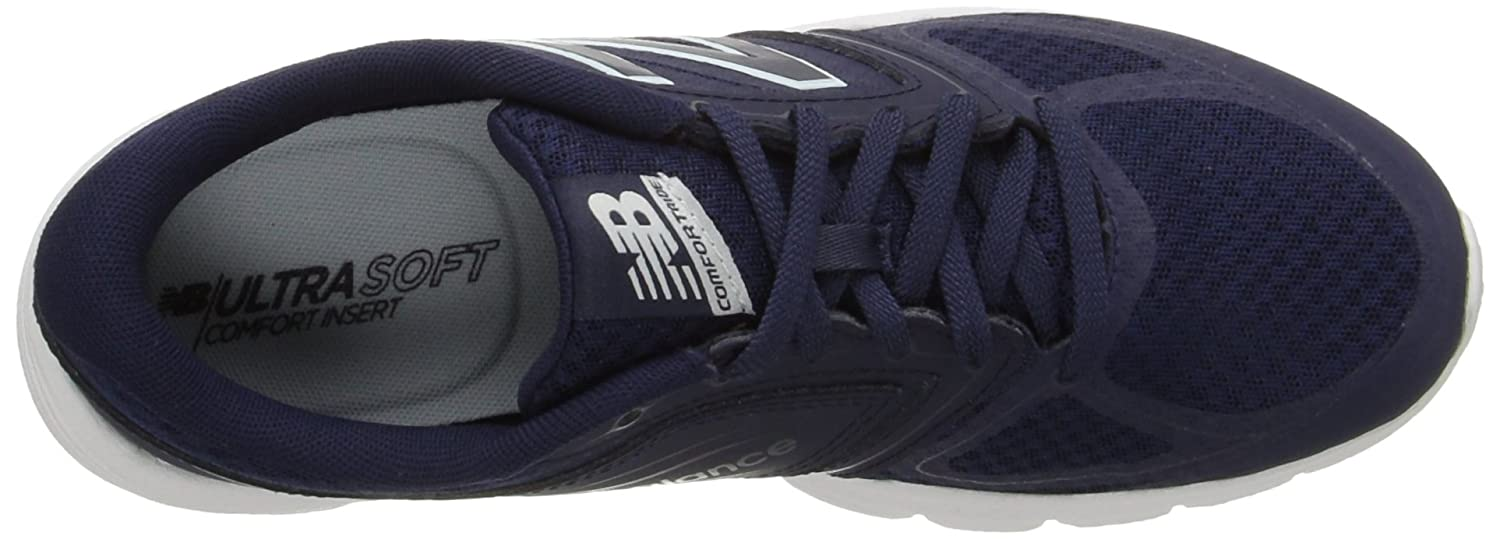 New Balance Women's 575v2 Comfort Ride Running US|Abyss/Drizzle Shoe B01943ERNY 6 D US|Abyss/Drizzle Running 9c3f6f