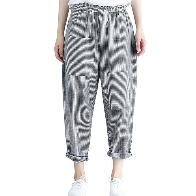 Mode Frauen Hohe Taille Pluderhosen Elastische Taille Feste Beiläufige Lose Hosen Frauen Kleidung Mode