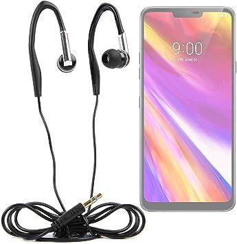 DURAGADGET Auriculares in Ear con Banda para la Oreja en Color ...