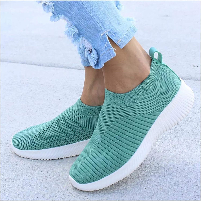 Women Sneakers Casual Knitting Sock