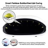 SUNUV 48W UV LED Light Lamp Nail Dryer for Gel