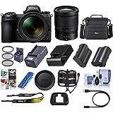 Nikon Z6 FX-Format Mirrorless Camera with NIKKOR Z 24-70mm f/4 S Lens - Nikon Mount Adapter FTZ - Bundle with Camera…
