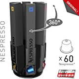 Tavola Swiss Distributeur 5049055Capsules, Type: CAPstore Roulette pour 6x 10Capsules Nespresso