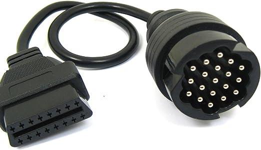 diagnostica 19 Pin OBD 2 per Porsche 968 993 944 964 cavo adattatore
