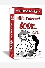 Catana Comics Little Moments of Love 2021 Deluxe Day-to-Day Calendar Calendar