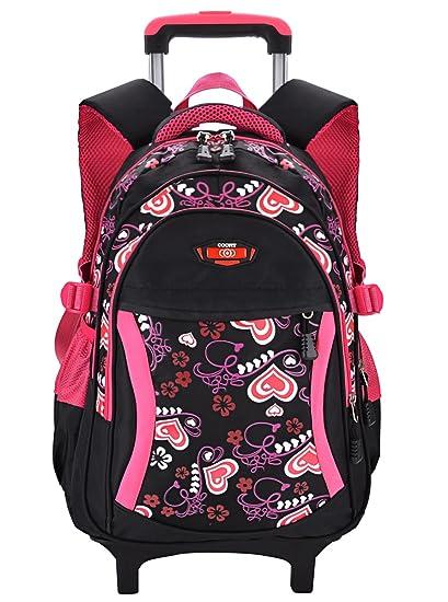 e47b5b16d829 Kids Trolley Backpack