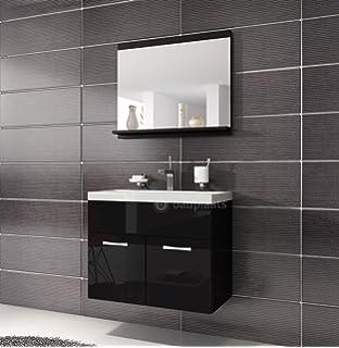 Bathroom Cabinet Montreal Basin Storage Cabinet Vanity Unit