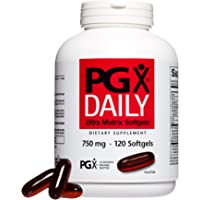 Natural Factors - PGX Daily Ultra Matrix 750mg, Daily Support for Appetite Control, 120 Soft Gels (FFP)